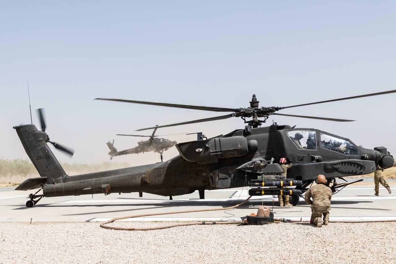 СМИ узнали опереброске США вАфганистан дополнительных сил