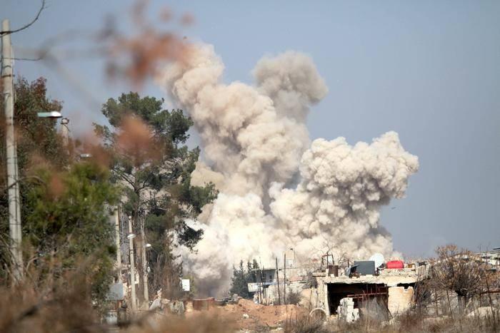 Força Aérea de Israel dispara contra militares sírios perto de Masyaf