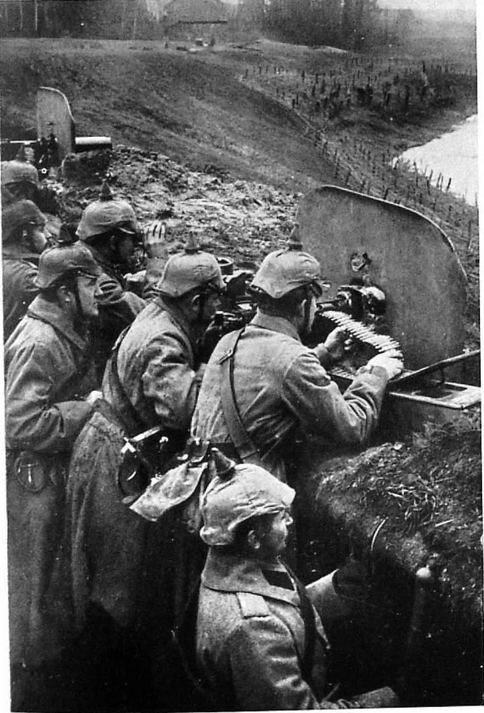 A batalha decisiva da Primeira Guerra Mundial. Operação Prussiana Oriental 1914 do ano. Sobre perdas. CH 2. Exército 8