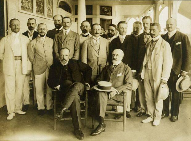 112 лет назад был заключен Портсмутский мир