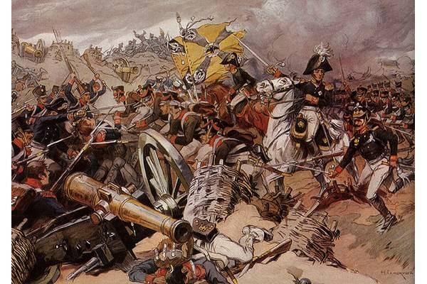 Prólogo da Batalha de Borodino