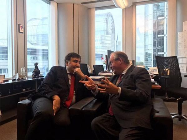 Саакашвили: Я приеду на Украину из Польши в сопровождении тысяч сторонников