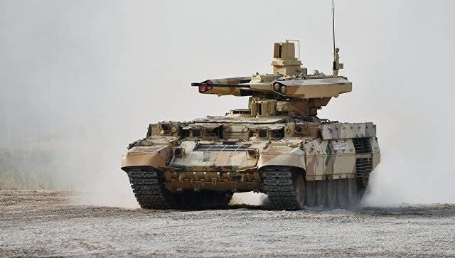"Síria e Israel mostraram interesse nos ""Terminators"" russos"