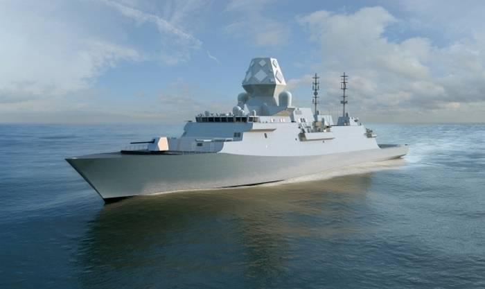 """Os britânicos vão usar a """"nova abordagem"""" na construção naval"""