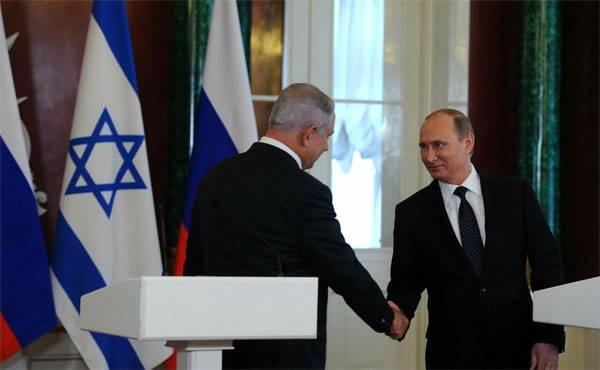 Haaretz: Das Ziel eines israelischen Luftangriffs auf Syrien - Putin und Trump