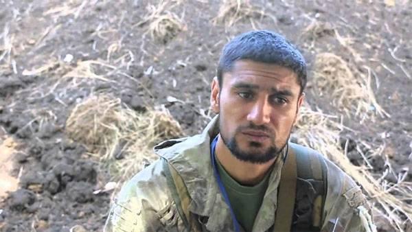 O destino do homem. Donetsk Abdullah