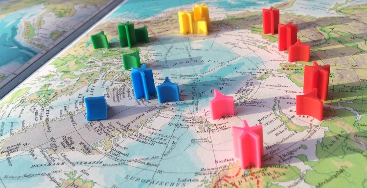 """Observadores são necessários não só no """"Ocidente"""", mas também no Norte"""