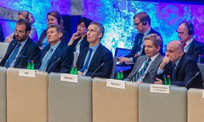 Tallinn levou a defesa cibernética