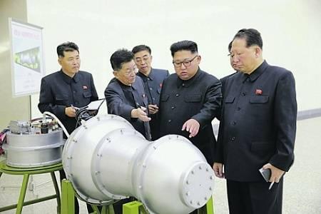 O que ameaça o mundo com o potencial de mísseis nucleares da Coréia do Norte