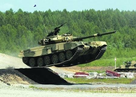 Семь лучших танков современности