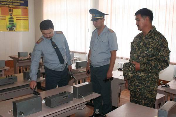 Um cadete morreu no Instituto NG do Ministério da Administração Interna do Cazaquistão