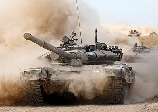 День танкиста в России