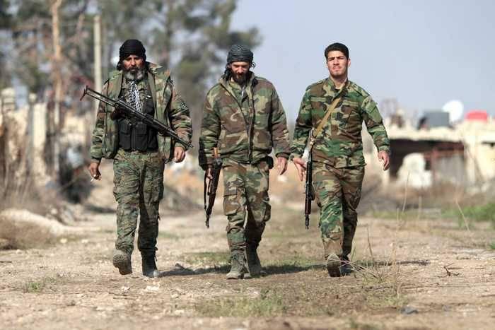 Сирийская армия готовит