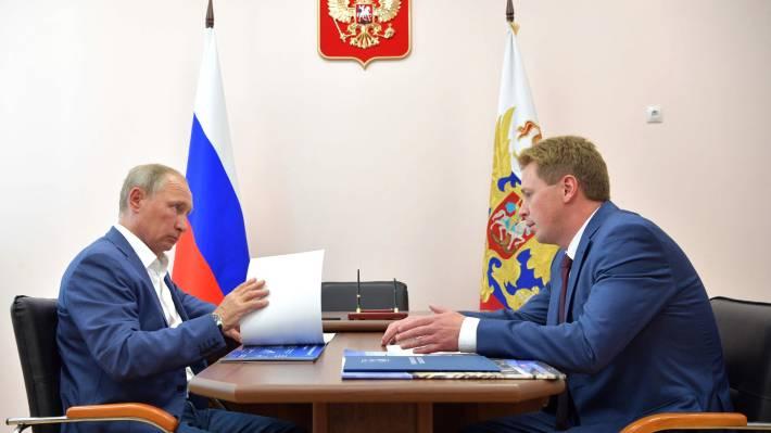 Путин поручил решить вопросы с пенсиями для граждан РФ, служивших в ВСУ