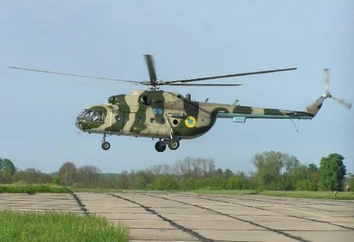 Basurin: APU transferiu a aeronave para a linha de contato