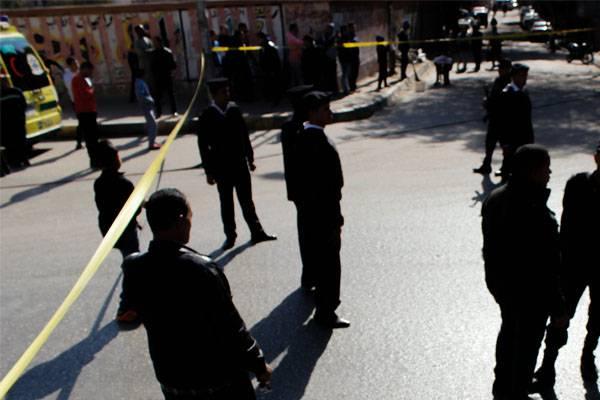 Operação especial das forças de segurança egípcias no Cairo