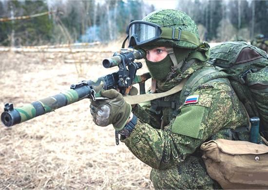 Российские военные в Приднестровье отработали защиту объектов гарнизона