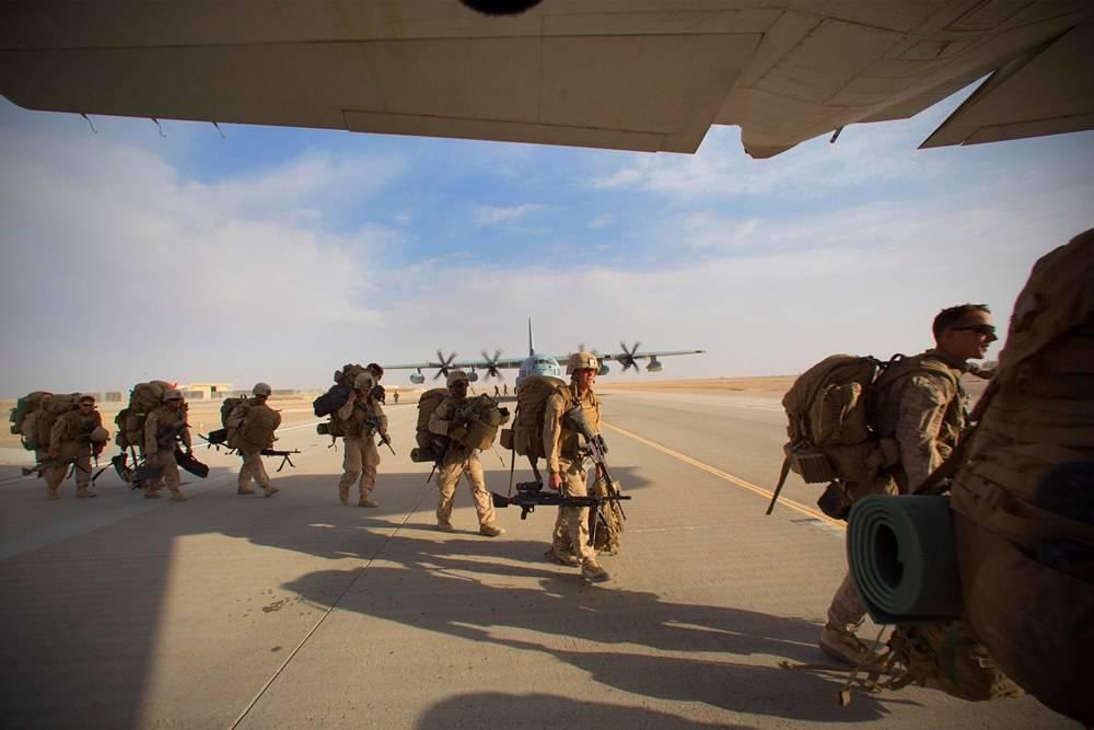 Власти Сирии назвали пребывание армии США в стране незаконным