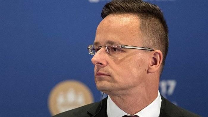 Венгрия отказалась поддерживать все международные инициативы Украины