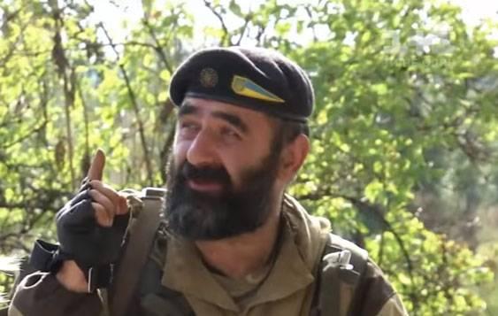 Грузинские наёмники на Донбассе: Мы отдаём долг УНА-УНСО