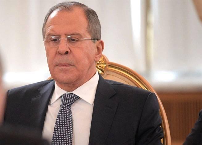 Sergey Lavrov: Precisamos igualar as condições de trabalho das missões diplomáticas da Rússia e dos EUA