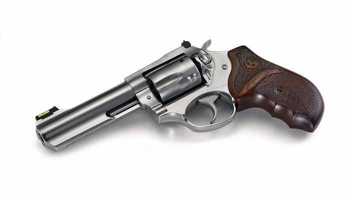 Компания Ruger представила новую версию револьвера SP101 Match Champion