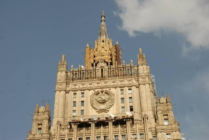 Ryabkov disse a Shannon sobre as condições para os diplomatas dos EUA na Rússia