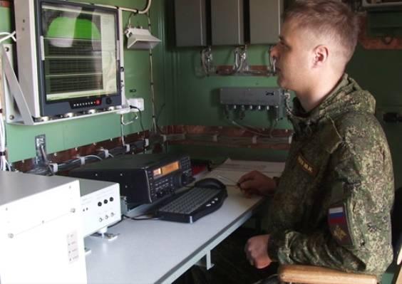 Войска РЭБ на Урале нанесли радиоэлектронный удар по условному противнику