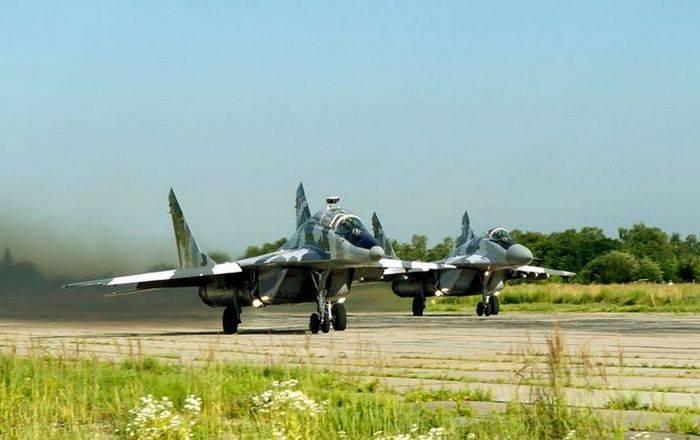 Украина привела в боевую готовность почти все воинские части Воздушных сил ВСУ