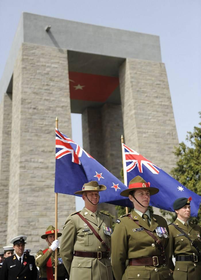 A Austrália ordenou o desenvolvimento de um sistema de monitoramento para soldados no campo de batalha