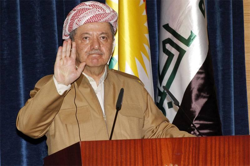 Белый дом призвал власти Иракского Курдистана отказаться отидеи ореферендуме