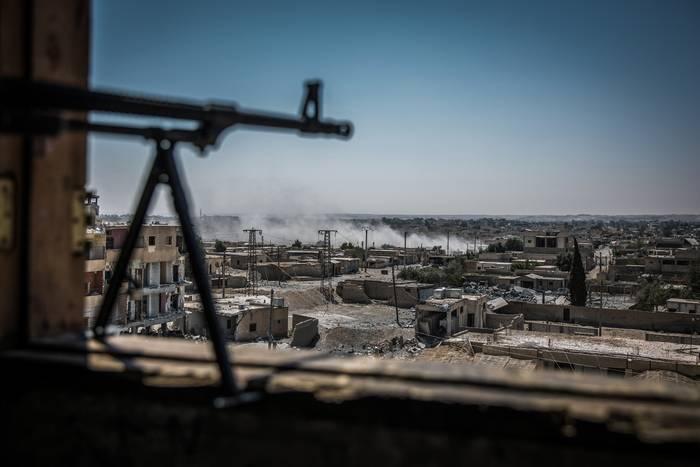 Минобороны РФ: ИГ* контролирует около 15% территории Сирии