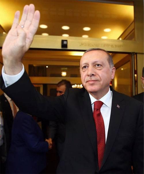 Quem não desligou a contagem regressiva para Erdogan?
