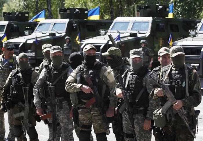 ДНР: Киев готовит провокацию с силовиками в российской форме