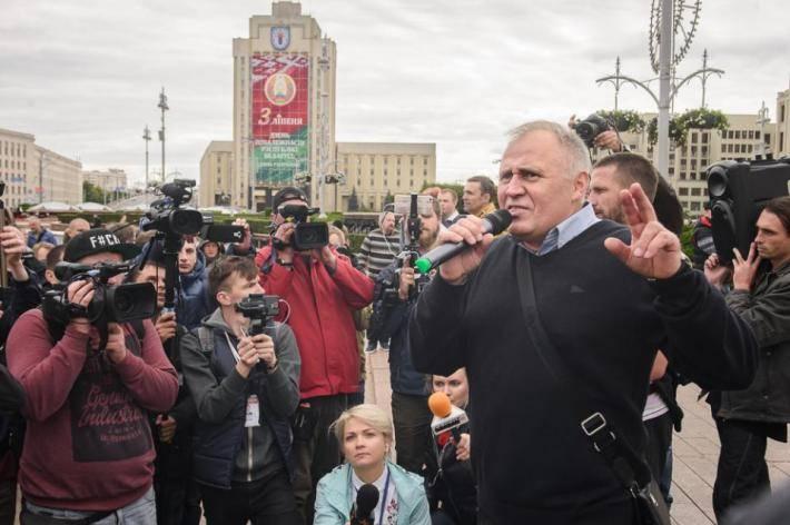 Старались, как могли! Итоги прошедшего митинга оппозиции Белоруссии