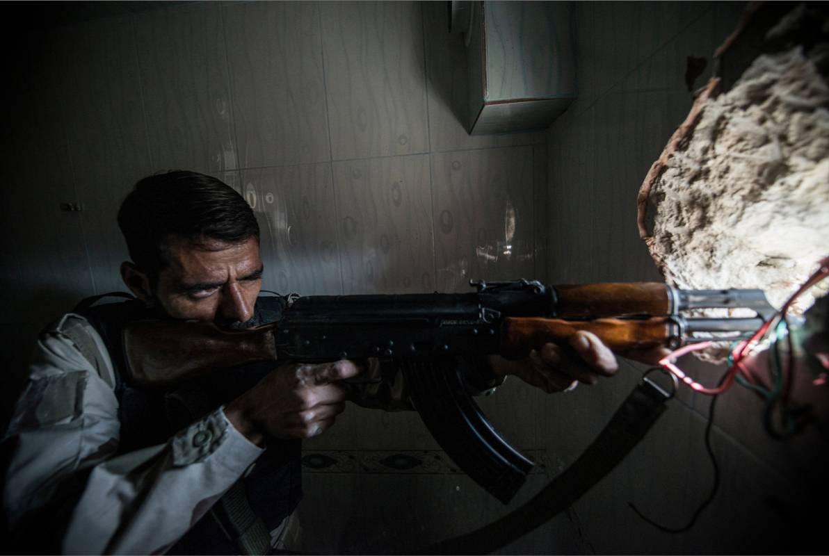 Уполномоченный Пентагона: США контролирует свои поставки оружия вСирию