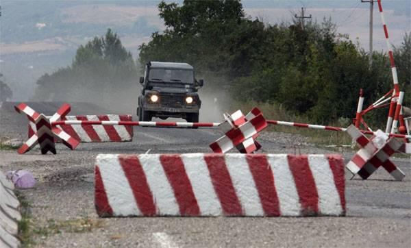 США потребовали от России вывода военного контингента из Абхазии и Южной Осетии