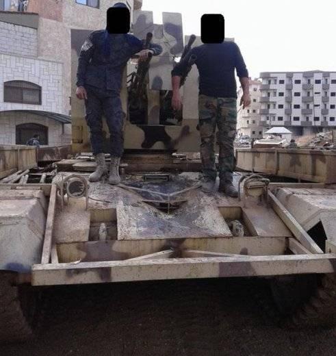 Сирийская версия «Терминатора»