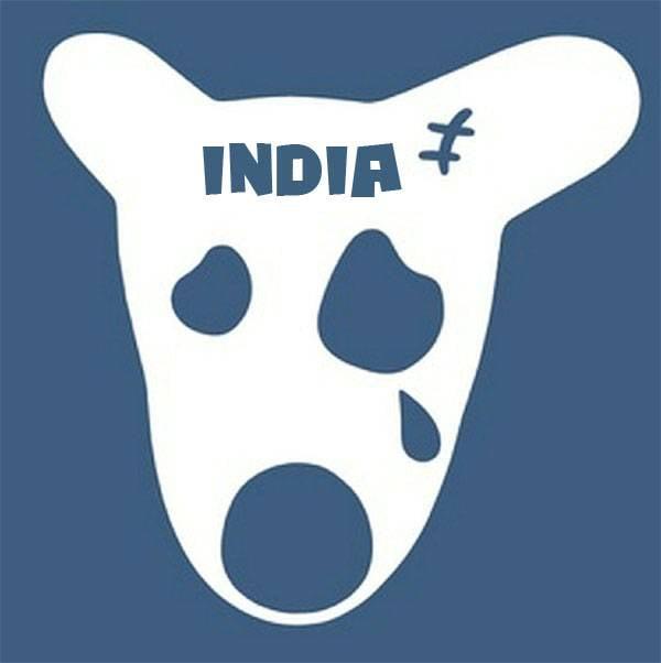 Часть индийских провайдеров заблокировала «ВКонтакте» из-за «Синего кита»
