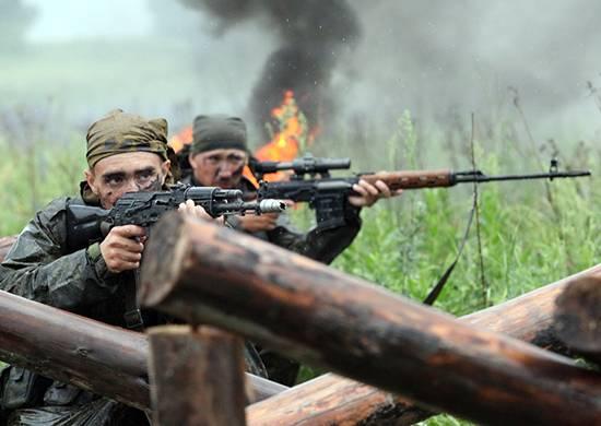 Na Região de Novosibirsk, unidades das forças especiais estão em alerta.