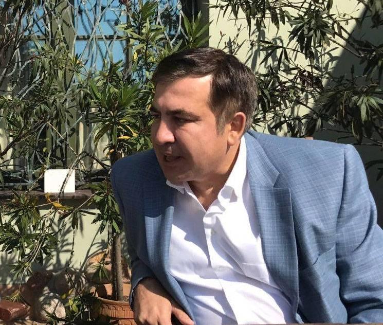 """Саакашвили прокомментировал создание на Украине движения """"АнтиСаакашвили"""""""