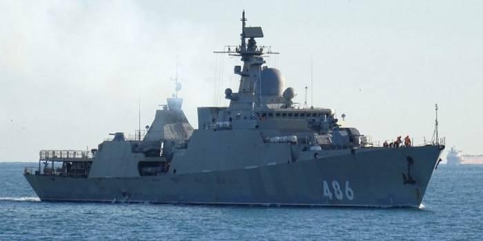 Завершены испытания ракетного корабля для ВМС Вьетнама