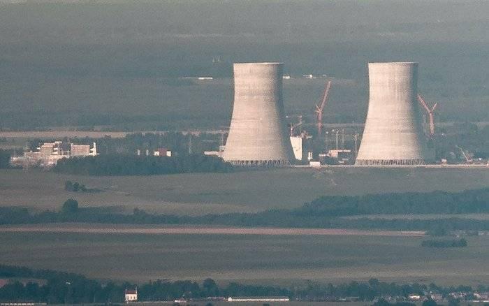 МИД Республики Беларусь констатирует искусственное нагнетание напряженности вокруг проекта БелАЭС