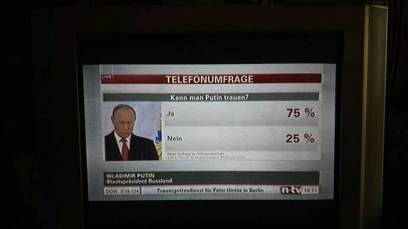 От ненависти к Путину до любви к ...