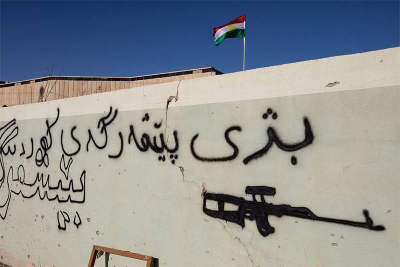 Barzani: Curdos estão prontos para defender seu direito de realizar um referendo em armas
