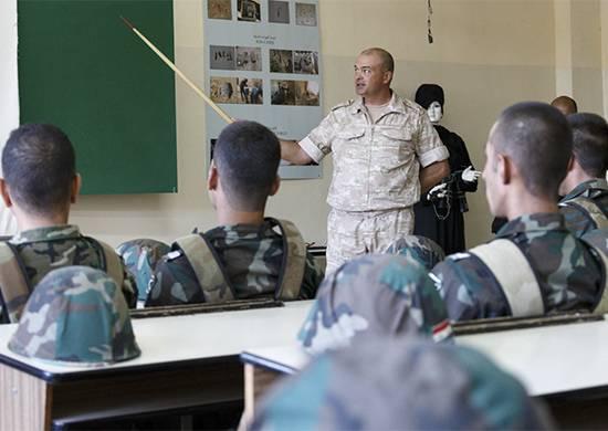 Российский центр подготовил около 600 сирийских саперов