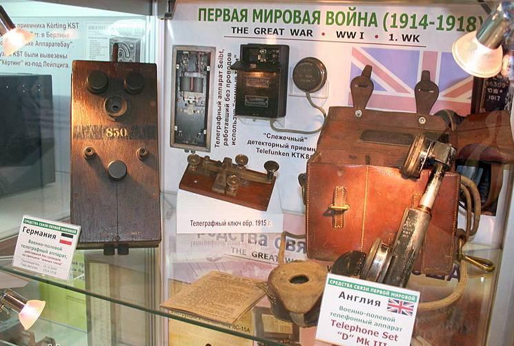 Радиоразведка на Русском фронте Первой мировой войны. Часть 2