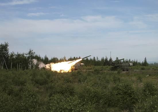 TsOV artilheiros antiaéreos realizarão disparos noturnos na região de Astrakhan
