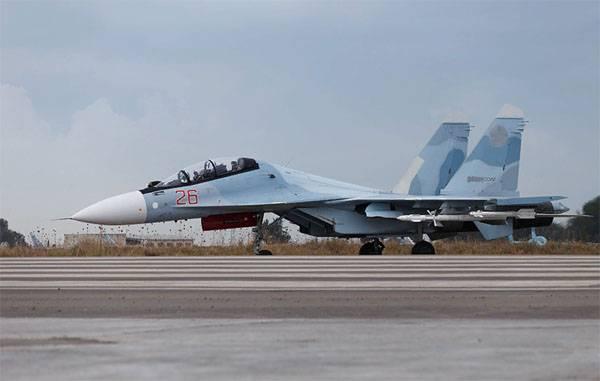 ВКС РФ вынудили самолёты ВВС США ретироваться из района Дейр-эз-Зора?