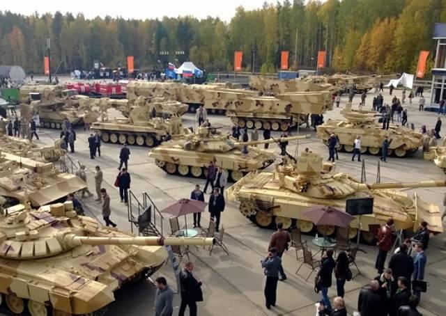 Нижнему Тагилу под силу любая оружейная выставка